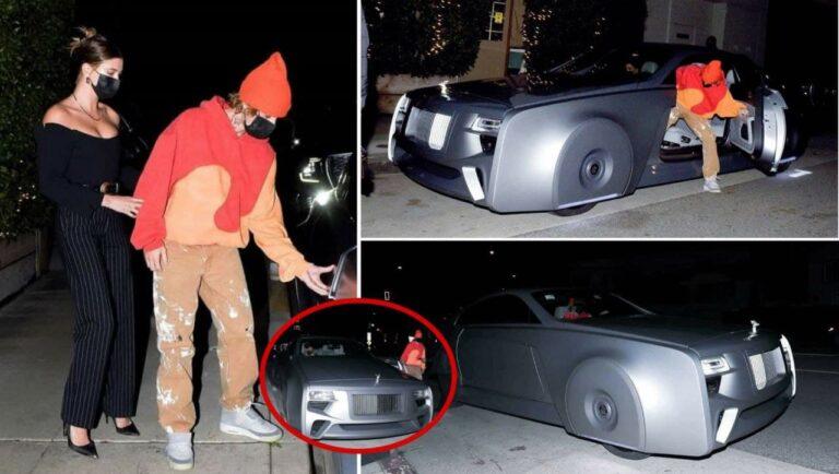 ញាក់សាច់! Justin Bieber ទើបតែទិញរថយន្ត Rolls-Royce ថ្មី ដែលមានតែ១គ្រឿងគត់ លើពិភពលោក ដែលមានតម្លៃដល់ទៅ…